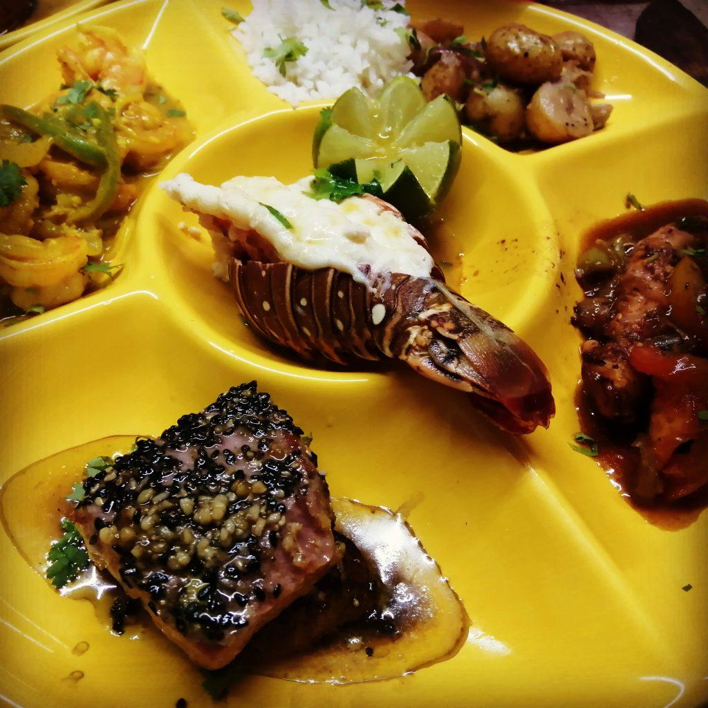 Maya Luna restaurante
