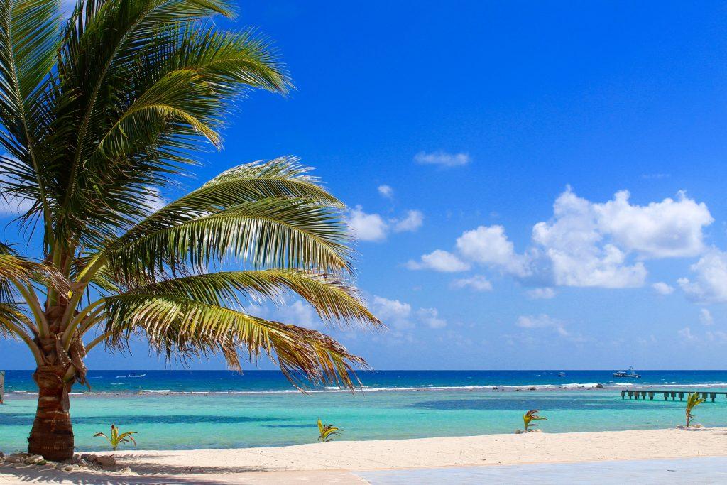 Playa Mahahual Costa Maya