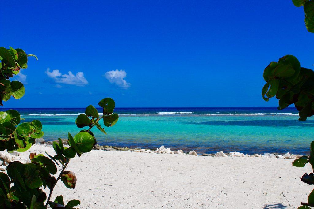 Mahahual beach