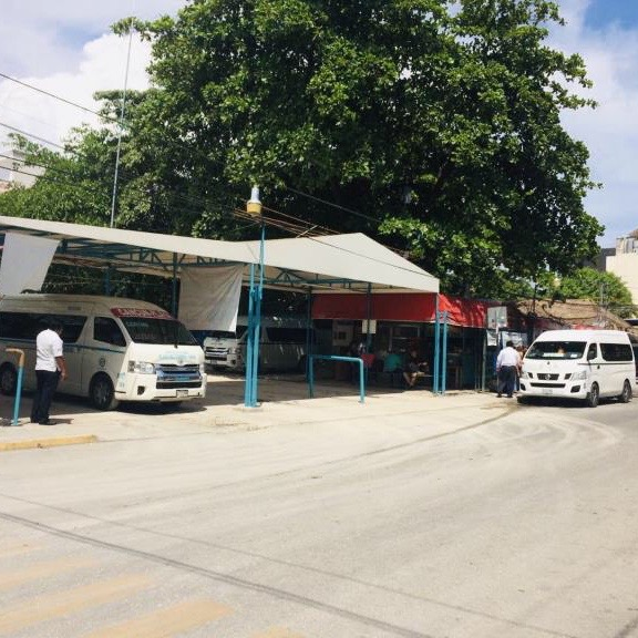 Terminal-de-colectivos-Playa-del-Carmen-Felipe-Carrillo-Puerto